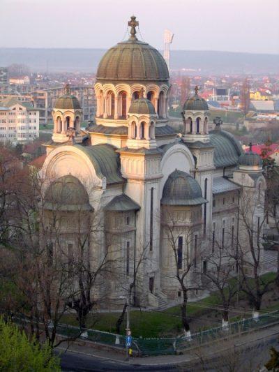 (cod 5500) Biserica Madona Dudu, Craiova