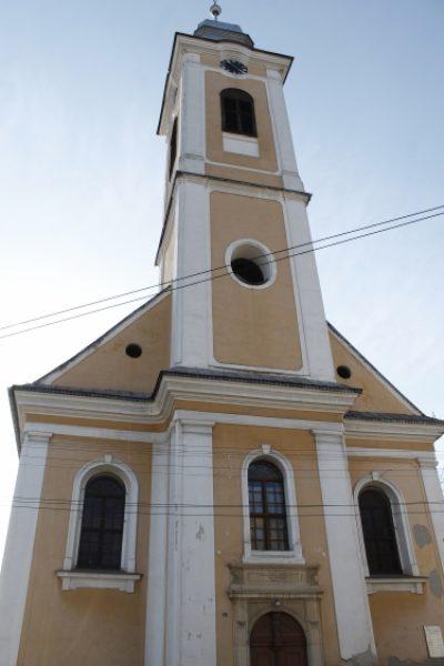 (cod 5907) Biserica Mică Reformată