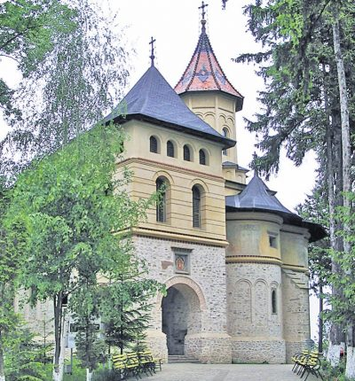 (COD 3018) – Biserica Mirauti Suceava