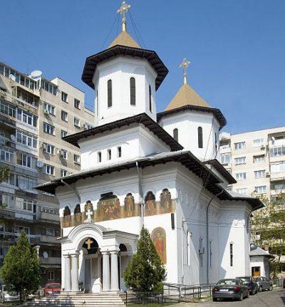 (cod 4012) Biserica Nașterea Maicii Domnului-Floreasca