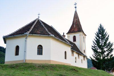 (cod 3859) Biserica Ortodoxă Cuvioasa Parascheva Gura Raului