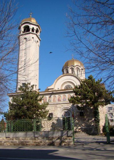(cod 5002)  Biserica Ortodoxă Sfinții Împărați Constantin și Elena