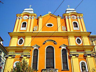 (cod 4821) Biserica Piariștilor