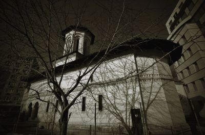 (cod 4021) Biserica Răzvan