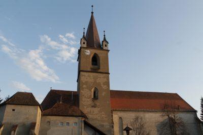 (cod 5909)  Biserica Reformată din Cetate
