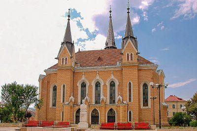 (cod 3130) Biserica Reformata Sighetu Marmatiei