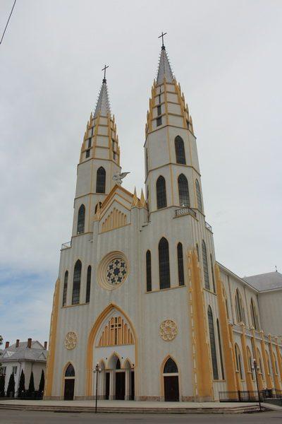 (cod 2737) Biserica Romano-Catolică Adjudeni