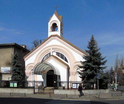 (cod 4023) Biserica Romano-catolică franceză Sacre Coeur