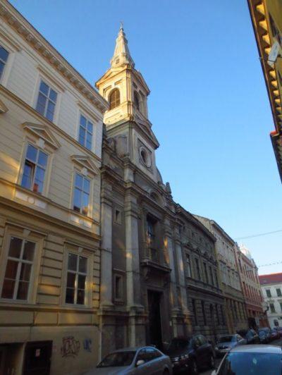 (cod 6105) Biserica Sfânta Ecaterina din Timisoara