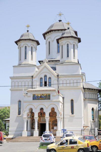 (cod 4030) Biserica Sfânta Treime Ghencea