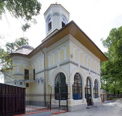 (cod 4031) Biserica Sfânta Treime- Popa Rusu