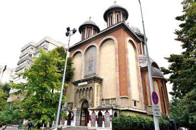 (cod 4035) Biserica Sfânta Vineri-Nouă-calea Griviței