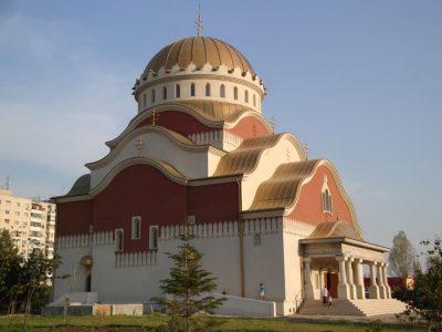 (cod 4033) Biserica Sfânta Vineri din Drumul Taberei