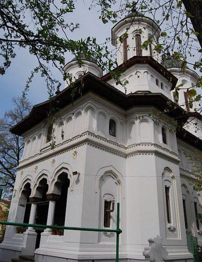 (cod 4036) Biserica Sfântul Alexandru- Colentina