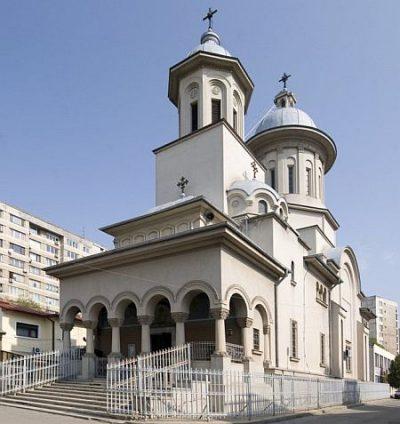 (cod 4037) Biserica Sfântul Antonie cel Mare- Colentina