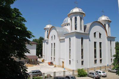 (cod 4038) Biserica Sfântul Apostol Andrei- Aleea Parva