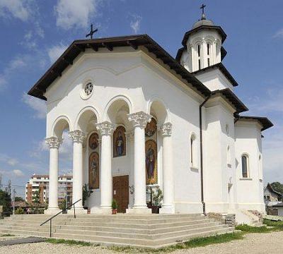 (cod 4039) Biserica Sfântul Cuvios Antonie cel Mare