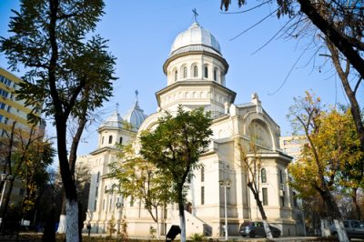 (cod 4041) Biserica Sfântul Dumitru – Colentina
