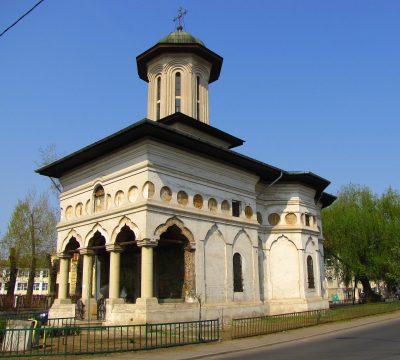 (cod 4042) Biserica Sfântul Elefterie Vechi