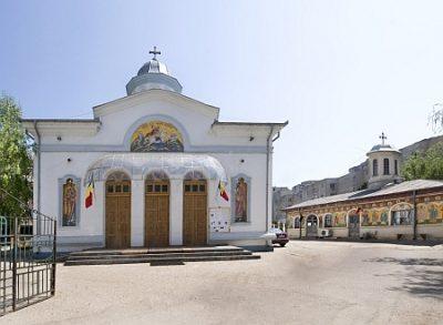 (cod 4044) Biserica Sfântul Gheorghe Nou – Capra