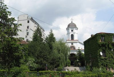 (cod 4045) Biserica Sfântul Ilie Gorgani