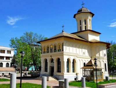(cod 3688) Biserica Sfântul Ioan Botezătorul