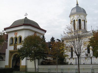(cod 4051) Biserica Sfântul Mina-Vergu