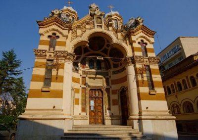 (cod 4052) Biserica Sfântul Nicolae – Amza