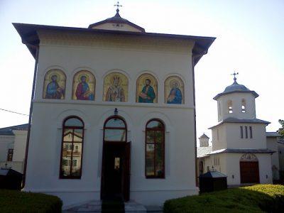 (cod 5303)  Biserica Sfântul Nicolae Andronești