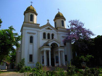 (cod 4058) Biserica Sfântul Nicolae Tabacu