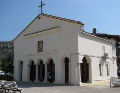 (cod 4063) Biserica Sfântul Spiridon vechi