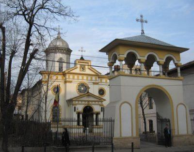 (cod 4065) Biserica Sfântul Vasile cel Mare- Victoria