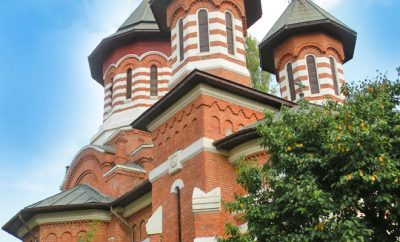 (cod 4066) Biserica Sfântul Visarion