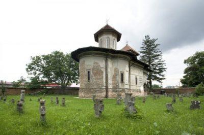 (cod 3517) Biserica Sfantul Eftimie Fundenii Doamnei