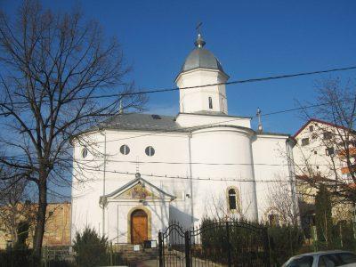 (COD 2120) – Biserica Sfantul Gheorghe Lozonschi Iasi