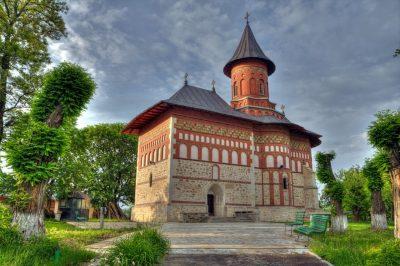 (cod 4601) Biserica Sfantul Nicolaie, jud. Botosani