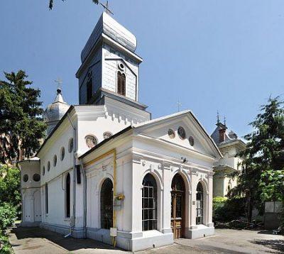 (cod 4074) Biserica Sfinţii Voievozi- Oțetari