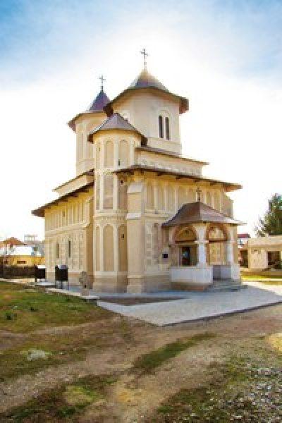 (cod 5304)   Biserica Sfinții Împărați, Târgoviște