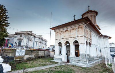 (cod 5305)  Biserica Sfinții Voievozi, Târgoviște