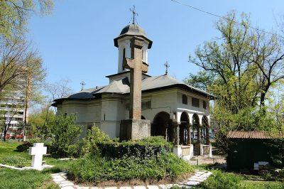 (cod 4075) Biserica Slobozia din București