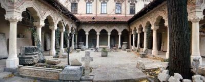 (cod 4077) Biserica Stavropoleos
