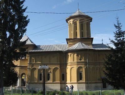 (cod 3709) Biserica Trei Ierarhi, Filipeștii de Pădure