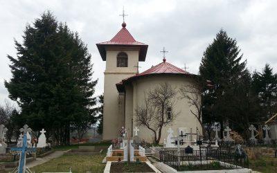 (cod 2743) Biserica Trei Ierarhi din Cârligi