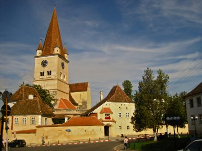 (cod 3821) Biserica cetate Cisnădie