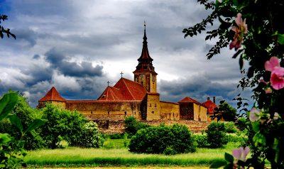 (cod 3373) Biserica Ortodoxă din Sânpetru