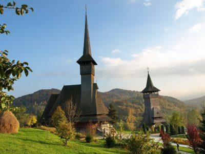 (cod 3104) Biserica de lemn Bârsana