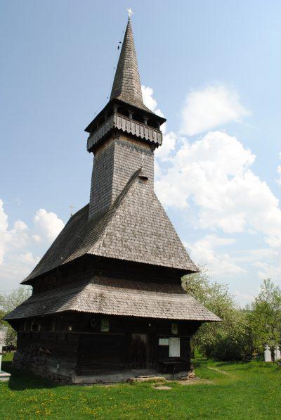 (cod 3121) Biserica de lemn Sat-Sugatag