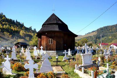 (cod 2787) Biserica de lemn din Bistricioara