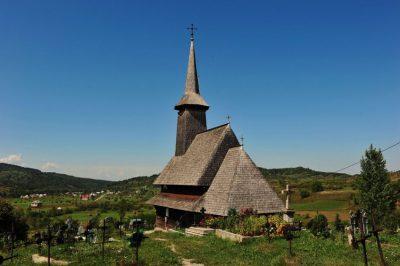 (cod 3106) Biserica de lemn din Botiza