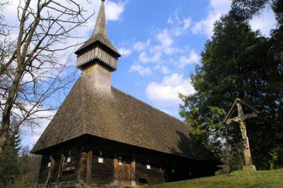 (cod 3107) Biserica de lemn din Breb